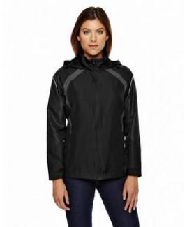 Ladies' Sirius North End Lightweight Jacket w/Embossed Print