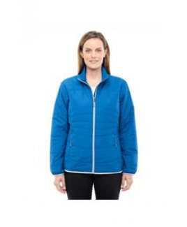 NORTH END Ladies' Resolve Interactive Insulated Packable Jacket