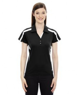 North End® Ladies' Accelerate UTK cool-logik™ Performance Polo Shirt