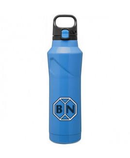 20.9oz H2go Houston Bottle (Neon Blue)