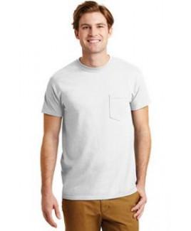 Gildan® Men's DryBlend® 50 Cotton/50 Poly Pocket T-Shirt