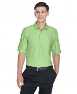 UltraClub® Men's Cool & Dry Elite Performance Polo Shirt