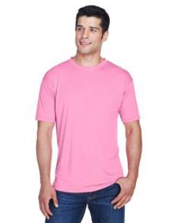 ULTRACLUB Men's Cool & Dry Sport Performance InterlockT-Shirt