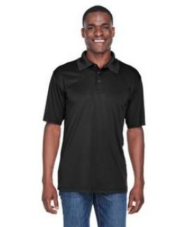 UltraClub® Men's Cool & Dry Sport Performance Interlock Polo Shirt