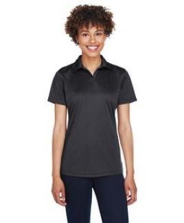 UltraClub® Ladies' Cool & Dry Sport Performance Interlock Polo Shirt