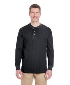 ULTRACLUB Adult Mini Thermal Henley