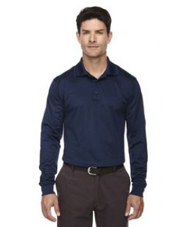 Extreme® Men's Tall Eperformance™ Snag Protection Long Sleeve Polo Shirt
