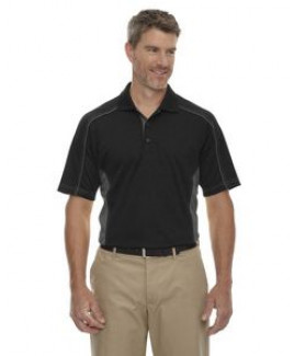 Extreme® Men's Tall Eperformance™ Fuse Snag Protection Plus Color-Block Polo Shirt