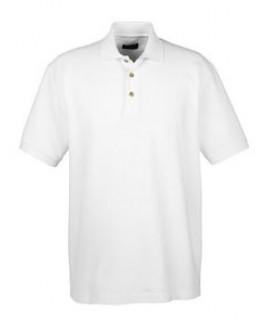 UltraClub® Men's Classic Piqué Polo Shirt