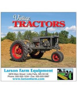 Vintage Tractors Calendar