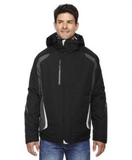 NORTH END Men's Height 3-in-1 Jacket with Insulated Liner
