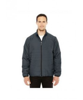 North End® Men's Resolve Interactive Insulated Packable Jacket