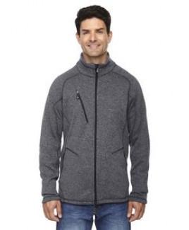 North End® Men's Peak Sweater Fleece Jacket
