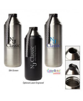 Hydrogen 32 - 32 Oz Stainless Steel Water Bottle