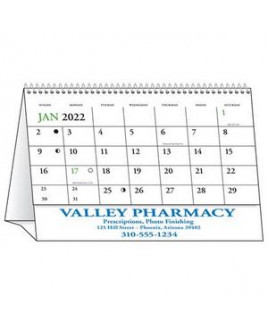 Scenic America® Desk Calendar