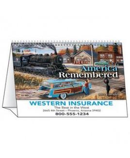 America Remembered™ Desk Calendar