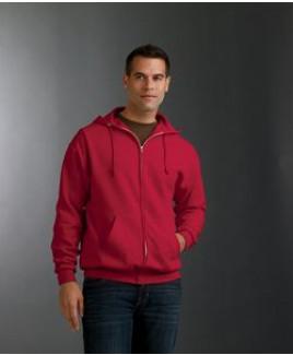 JERZEES® Adult 8 Oz. NuBlend® Fleece Full-Zip Hoodie