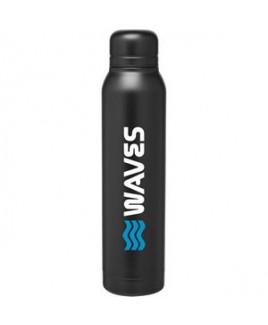 16.9oz H2go Silo Bottle (Matte Black)