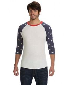 Alternative Unisex Baseball Eco-Jersey? T-Shirt