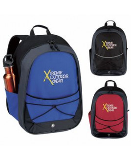 Atchison® Tri-Tone Sport Backpack