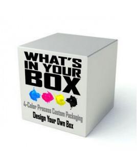 Custom Full Color Box