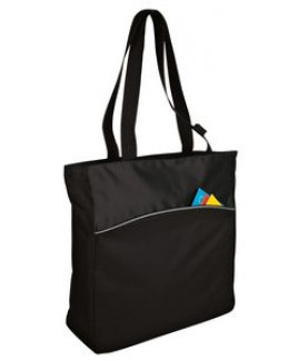Port Authority® Two-Tone Colorblock Tote