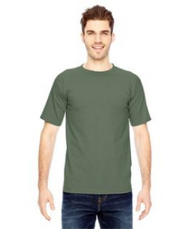 BAYSIDE Adult 6.1 oz., 100% Cotton T-Shirt