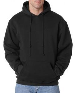 Bayside Adult Hooded Pullover Fleece