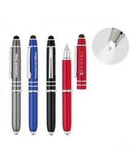 Jupiter Ballpoint Pen / Stylus / LED Light