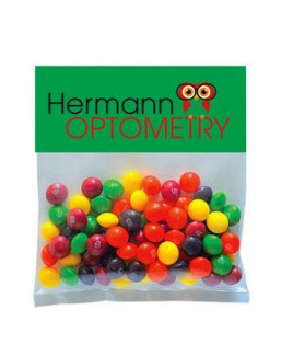 Skittles in Small Header Pack