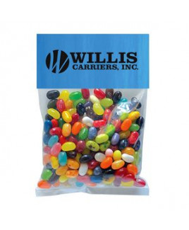 Jelly Belly® Candy in Lg Header Pack