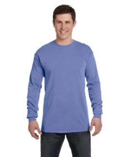Comfort Colors® Garment-Dyed Long-Sleeve T-Shirt