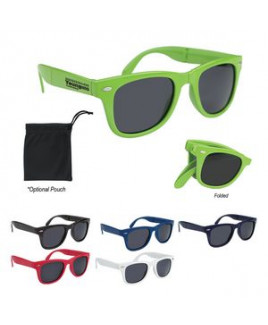 Custom Folding Malibu Sunglasses