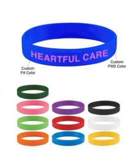 Custom Silicone Bracelet