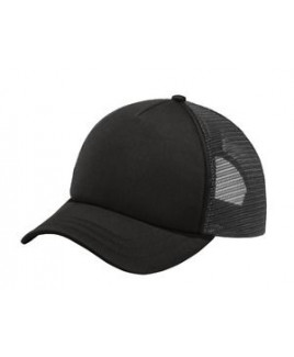 Port Authority® 5-Panel Twill Foam Trucker Cap