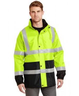 Cornerstone® ANSI 107 Class 3 Waterproof Parka Jacket