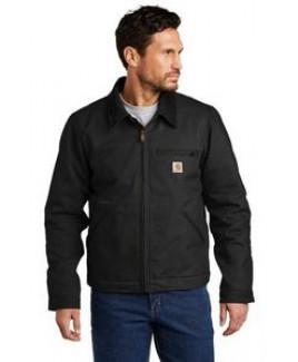 Carhartt® Tall Duck Detroit Jacket