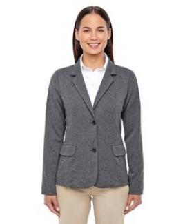 Devon & Jones® Ladies' Fairfield Herringbone Soft Blazer