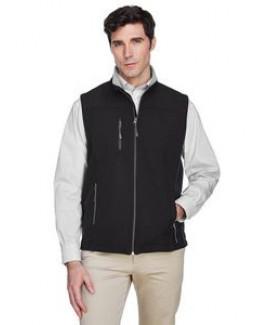 Devon and Jones Men's SoftShell Vest