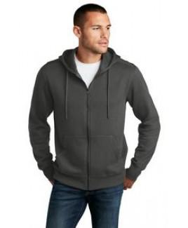 District® Perfect Weight Fleece Full-Zip Hoodie