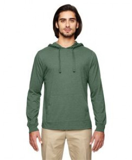 Econscious - Big Accessories Unisex 4.25 oz. Blended Eco Jersey Pullover Hoodie