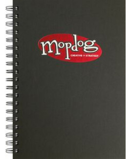 "EcoBooks - Medium EcoNotes NoteBook (7""x10"")"