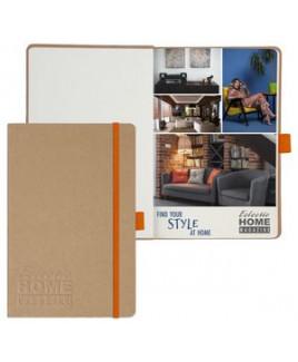 "Eco ColorPop™ Journal w/ Tip-In (5.5""x8.5"")"