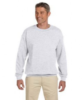 Hanes 9.7 Oz. Ultimate Cotton® 90/10 Fleece Crew Neck Pullover