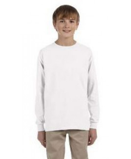 Gildan® Ultra Cotton® Youth 6 Oz. Long-Sleeve T-Shirt