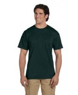 Gildan® DryBlend® 5.5 Oz. 50/50 Pocket T-Shirt