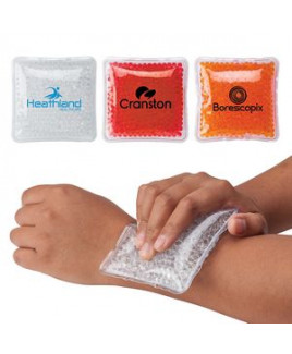 Beverly Square Gel Bead Hot / Cold Pack