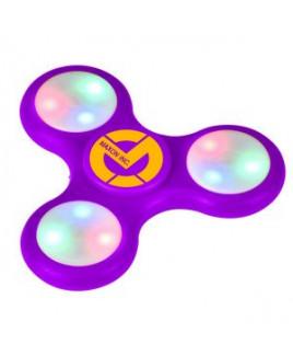 Flashing Gyro Spinner