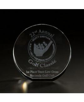 3D Circle Large Award