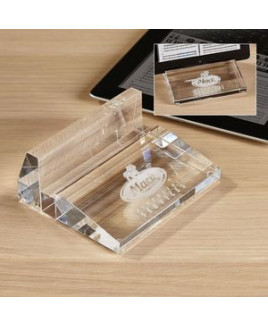 3D Crystal Tablet Stand